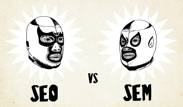 SEO vs SEA