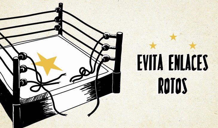 Evita enlaces rotos en tu sitio web