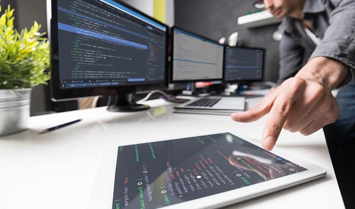 Programación y desarrollo de sitio web
